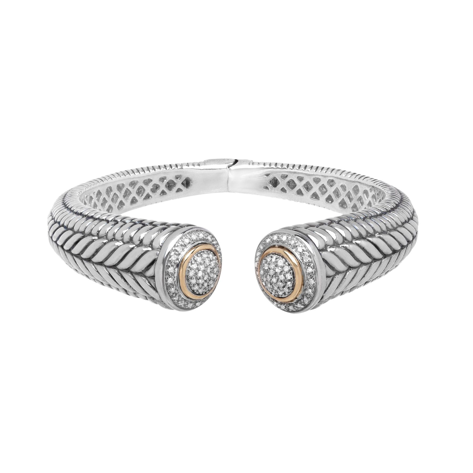 bangles of hinged picture and fine s bangle bracelet gold garfinkle diamond jewelry white