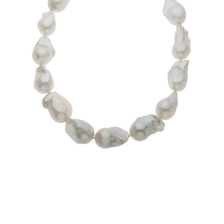 16-17mm Baroque Pearl Strand