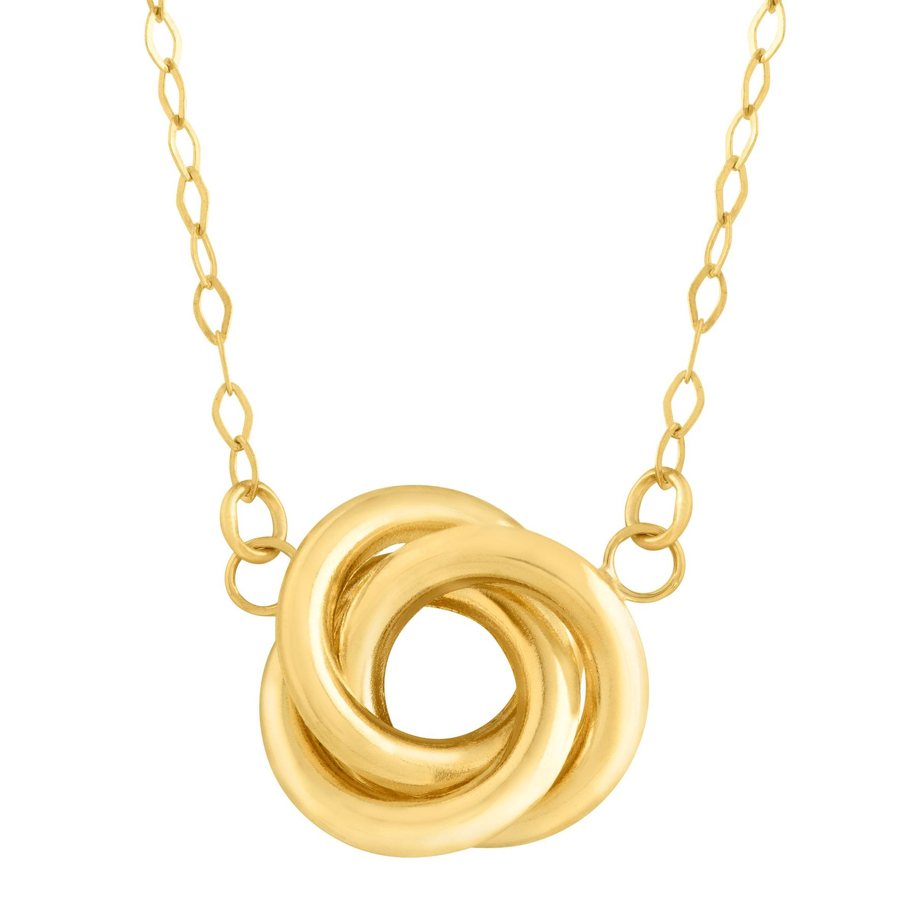glorious endless enlarged ro and me products necklace knot jewelry pendant necklaces