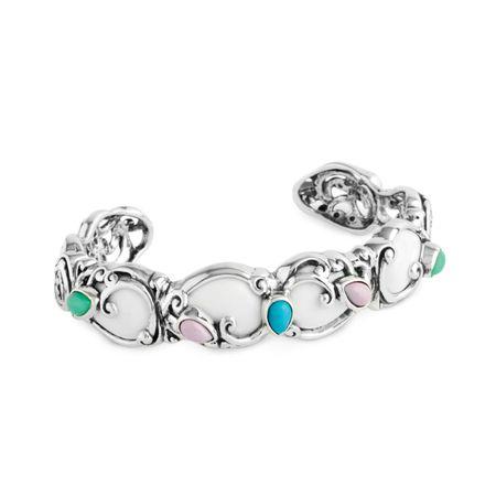 Agate Multi Stone Bracelet