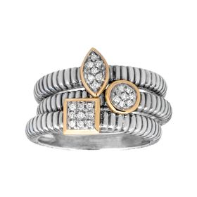1/8 ct Diamond Stackable Rings