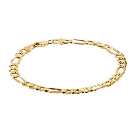 Solid Figaro Bracelet