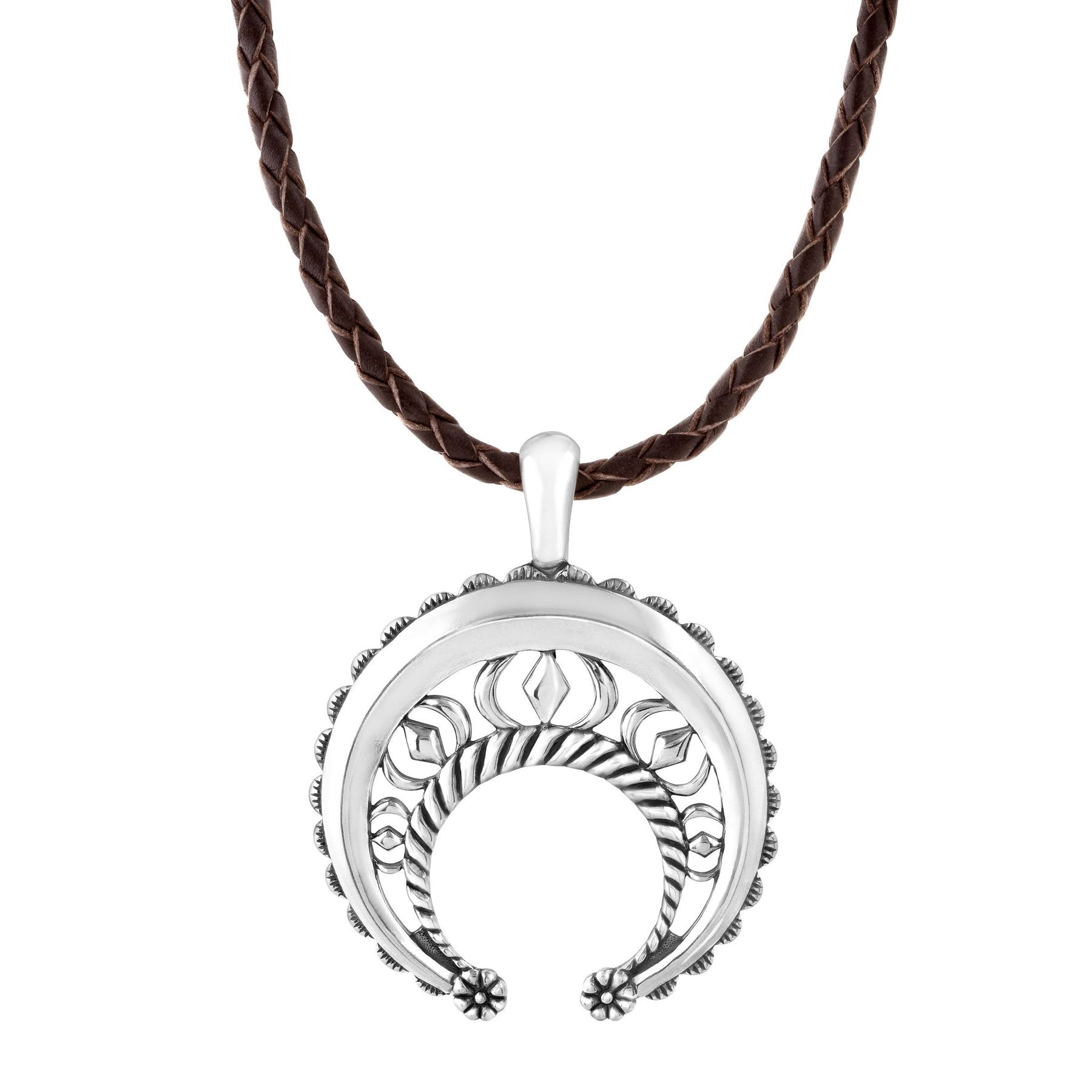 American west naja pendant in sterling silver naja pendant naja pendant aloadofball Images