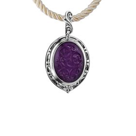 Purple Quartz Pendant