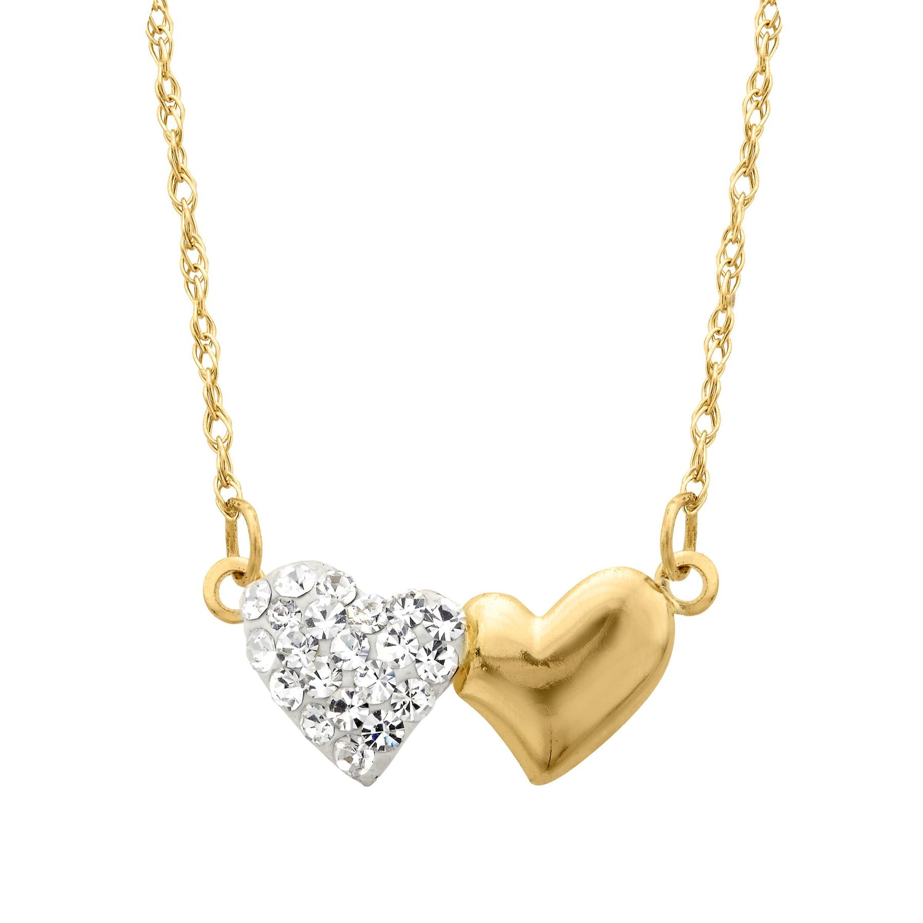 white heart product necklace ic rose pendant of gold diamond dancing moss ben pagespeed qitok double image