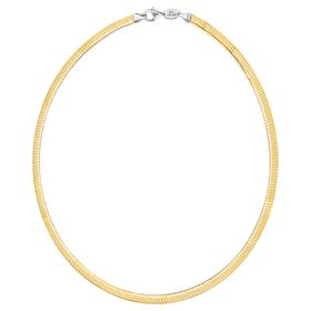 Reversible Avolto Omega Chain Necklace