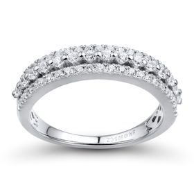 1/2 ct Diamond Anniversary Ring
