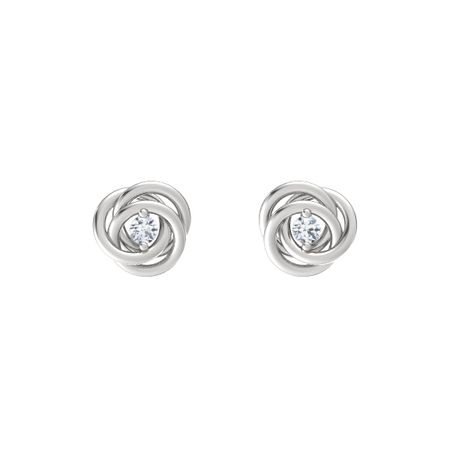 Interlocking Earrings