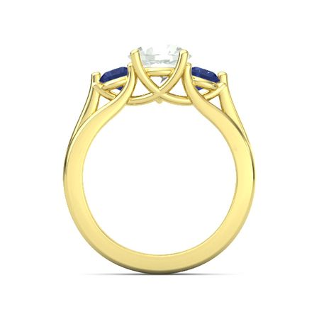 Three Part Harmony Ring
