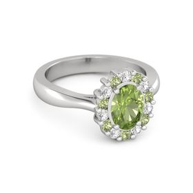 Penelope Ring (8mm gem)