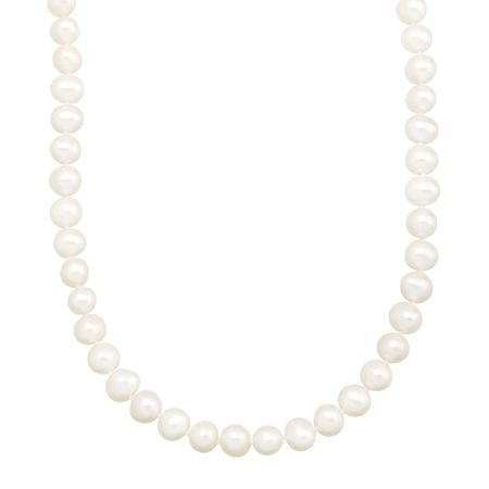 6-7 mm Pearl Strand Necklace