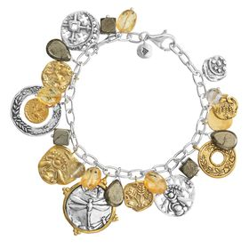 Perfect Composition Charm Bracelet