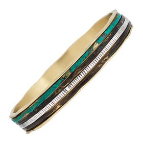 Isabella Spinner Bangle