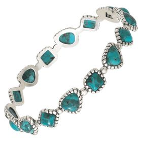 Turquoise Pools Bangle