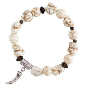 Fossil Flecks Stretch Bracelet