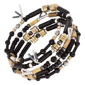 Nightfall Wrap Bracelet