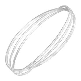 Interlace Bangle