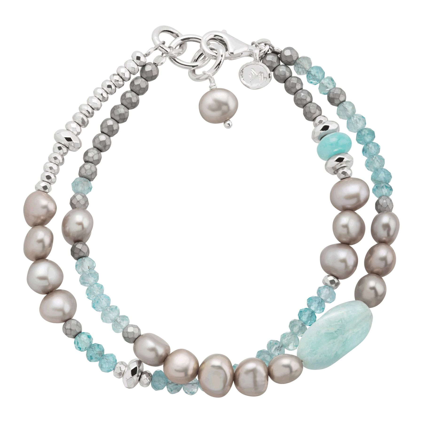 gentle img hettie the bracelet products cream pearl rose jewellery freshwater co
