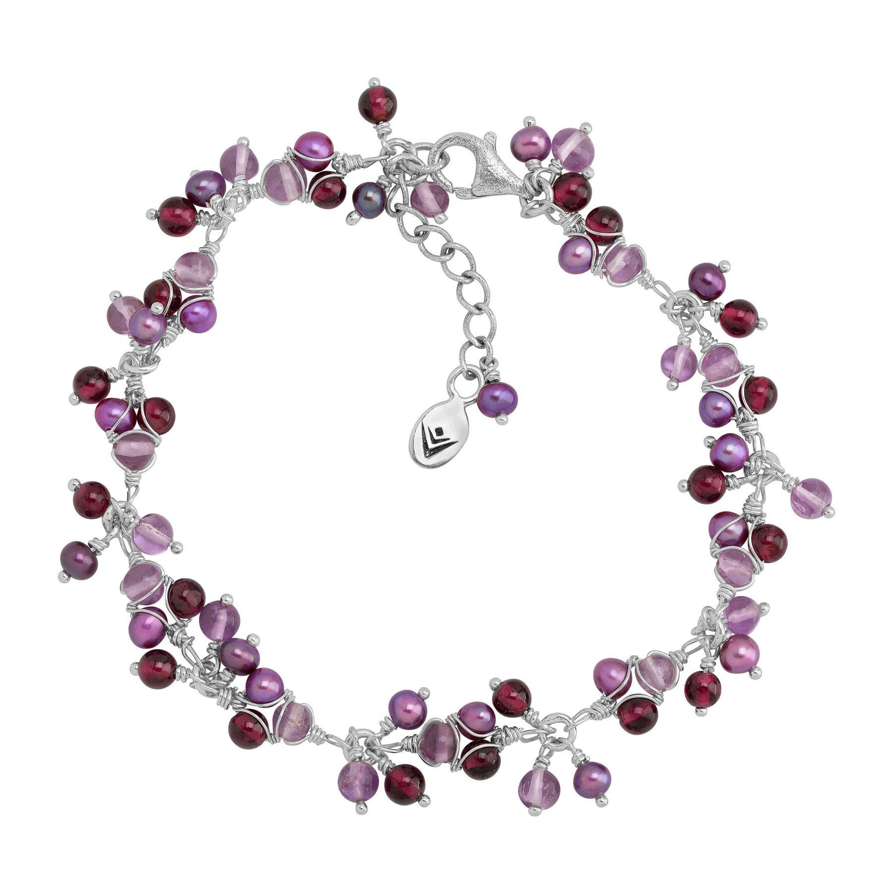 Natural Pearl Earrings Jewelry Various Colors Elegant Beautiful Earrings 7-8 mm
