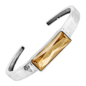 Gilt-y Pleasure Cuff Bracelet