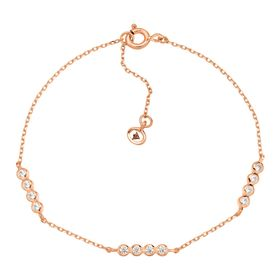 Clarity Repose Bracelet, Rose
