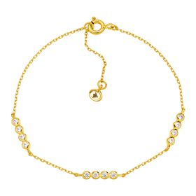 Clarity Repose Bracelet, Yellow