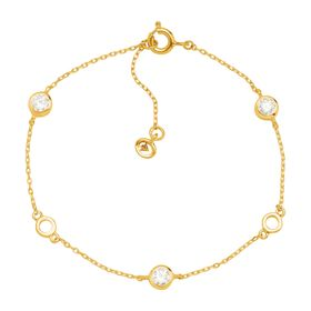 Clarity Serenity Bracelet, Yellow