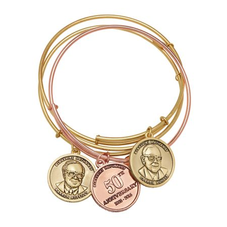 Berkshire Hathaway Bangle Bracelet Set