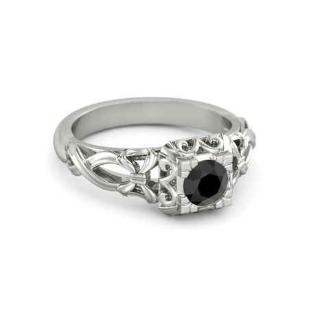 Ribbon Lace Ring
