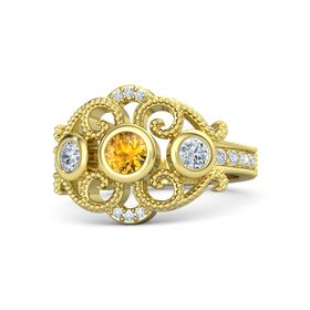 Autumn Palace Ring