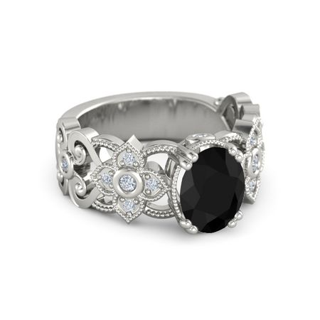 Mantilla Ring