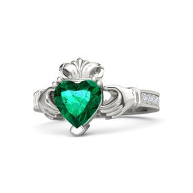 King Claddagh Ring