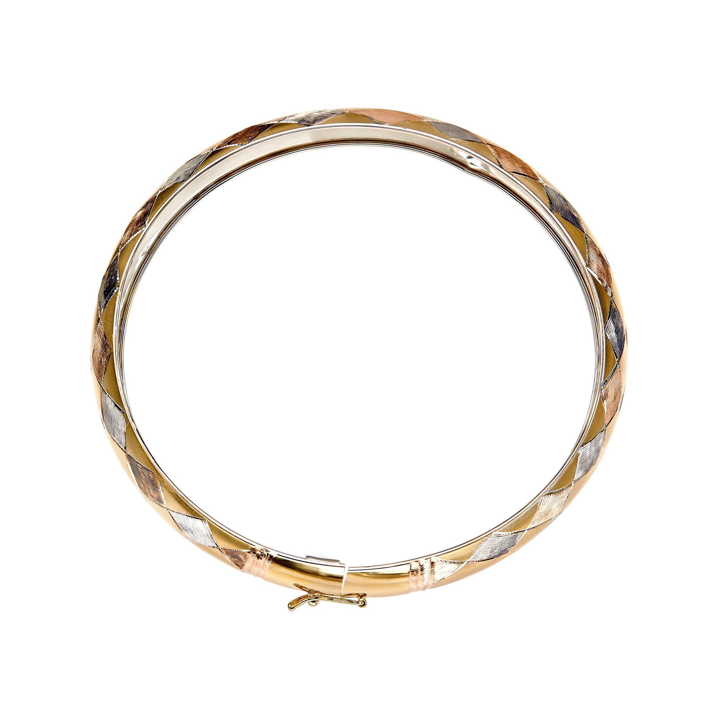 gallery bracelets gold bangle in silver jewelry diamond lagos sterling and bangles product bracelet yellow lyst
