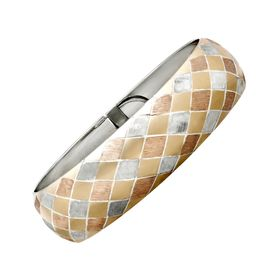 Harlequin Bangle Bracelet