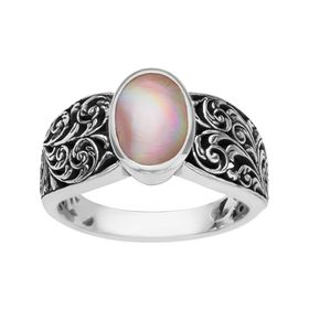 Kabana Mother-of-Pearl Ring