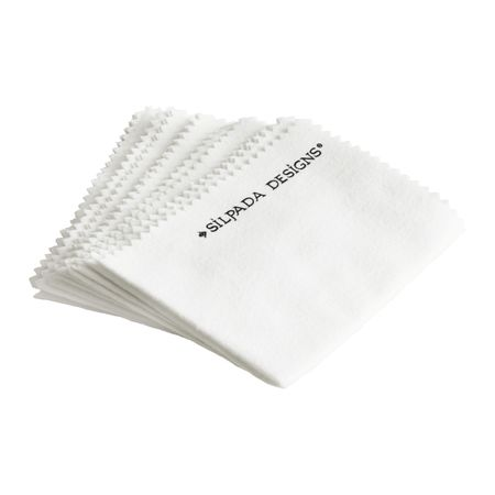 Silpada Cleaning Cloth 5-Pack