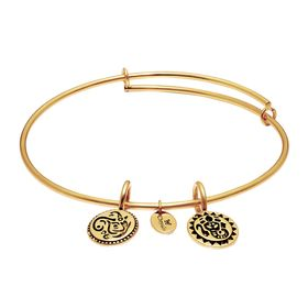 'Lucky Ganesh' Expandable Bangle
