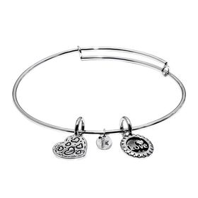 'Joy' Expandable Bangle Bracelet
