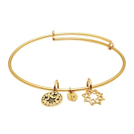 'Redemption' Expandable Bangle Bracelet