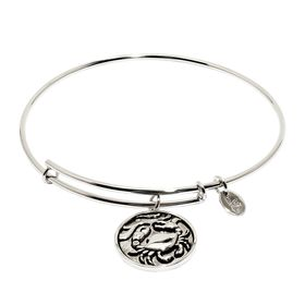 Crab Expandable Bangle Bracelet