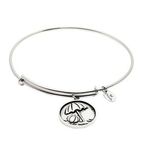 Beach Ball Expandable Bangle Bracelet