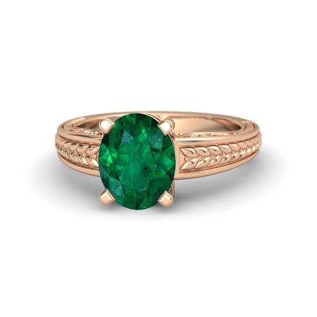 Oval Ceres Ring