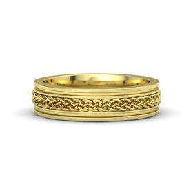 Men's 14K Yellow Gold Ring