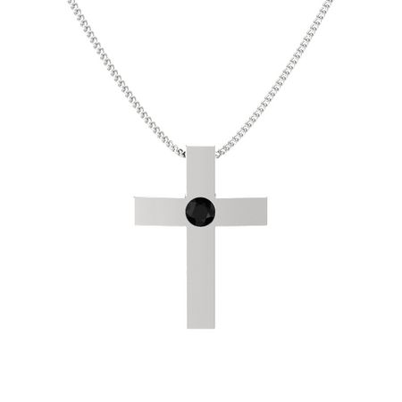Modern Cross Pendant