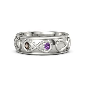 Wide Infinite Love Ring