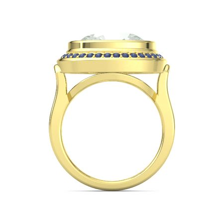 Racetrack Ring