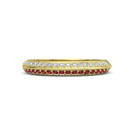 Elegant Pave Band