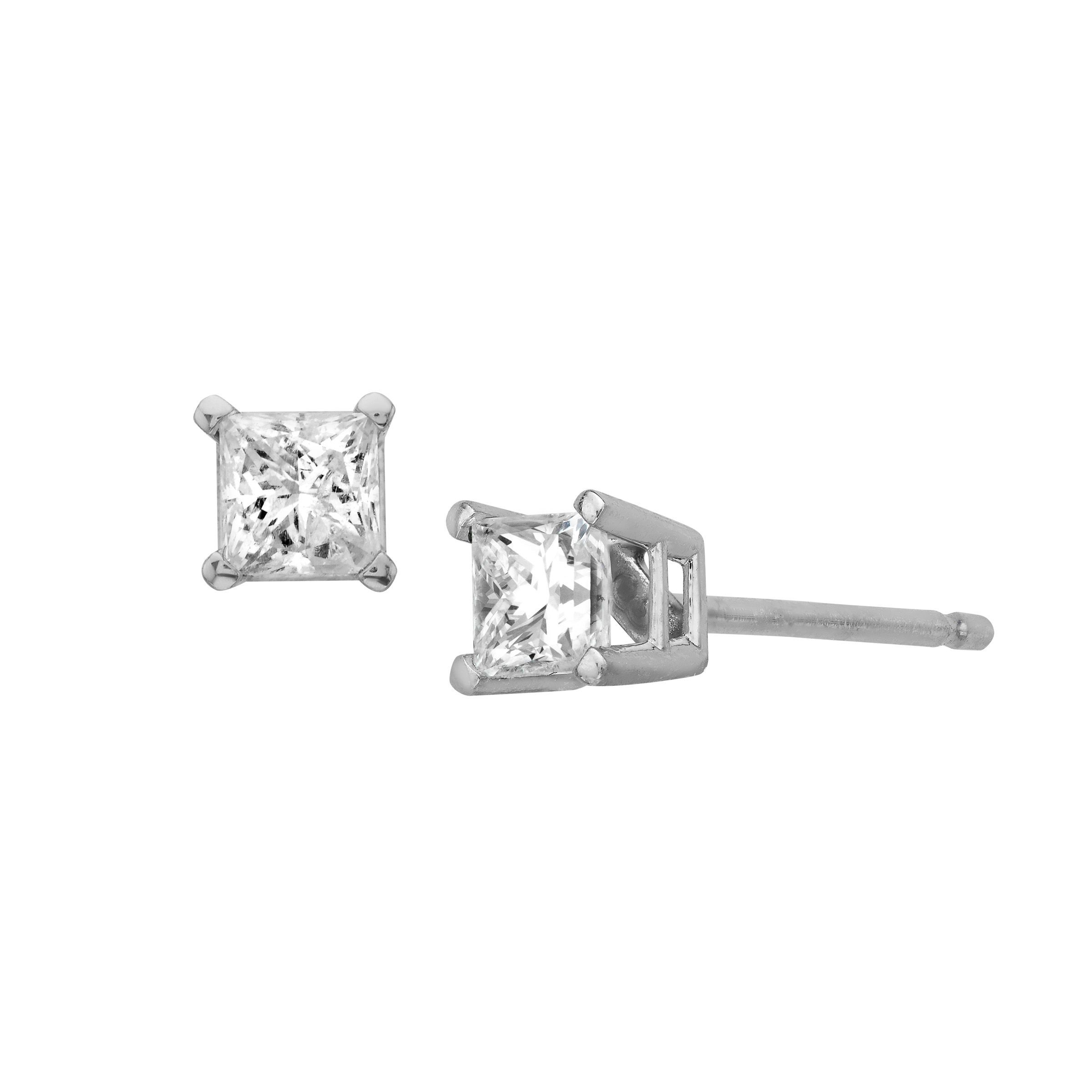 diamond white ct vir jewels champagne earrings jewellery gold earring products in stud