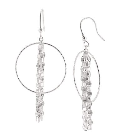 Siena Circle Earrings