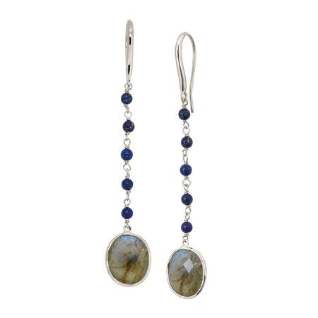 Outstanding Design Labradorite Gemstone 925 Silver Jewelry Bracelet 7-8 Jewelry & Watches Bracelets